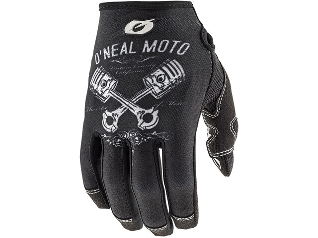 O'Neal Mayhem Gants Crackle, black/white